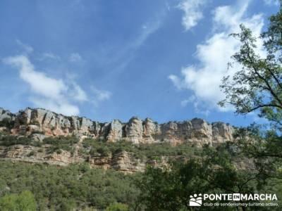 Cañones y nacimento del Ebro - Monte Hijedo;rutas buitrago de lozoya;micologia madrid